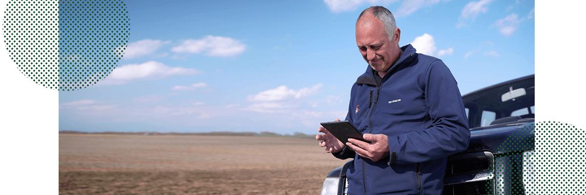 Александър Димитров: С AgroBalance оптимизирахме разходите за тор с 45%!